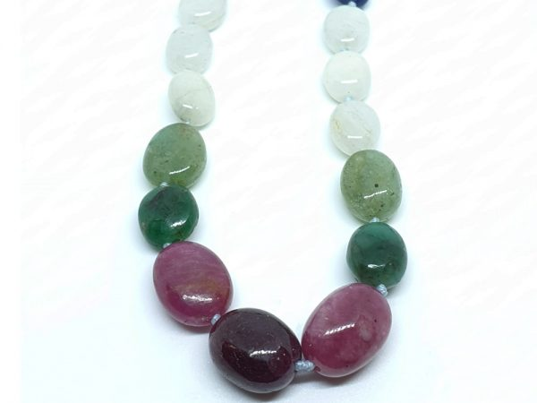 collar mineral mujer